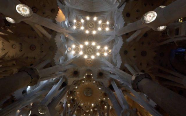 Breve paseo por la Sagrada Família de Gaudí